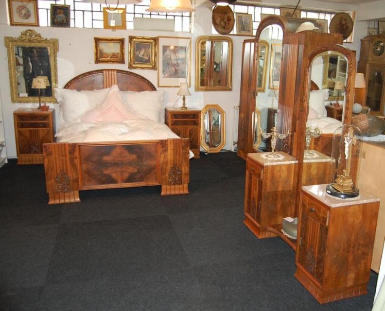Art Deco Schlafzimmer - Schariwari-Shop