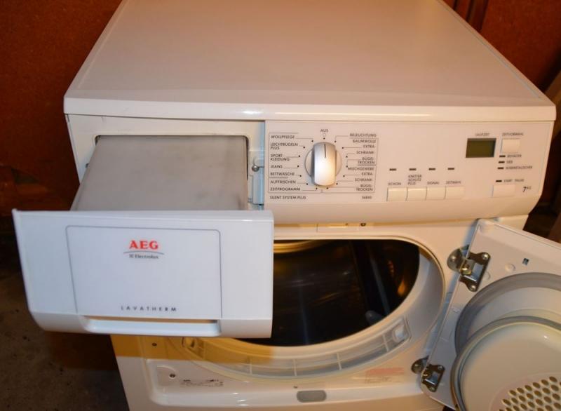 kondenstrockner aeg lavatherm t 56840 schariwari shop. Black Bedroom Furniture Sets. Home Design Ideas