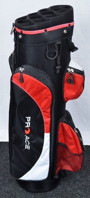 super schn ppchen golfbag v hermospocket pro ace. Black Bedroom Furniture Sets. Home Design Ideas