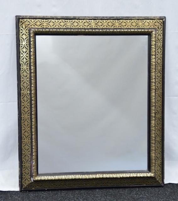 antiker 4 eckiger spiegel ca 65x55x6 cm schariwari shop. Black Bedroom Furniture Sets. Home Design Ideas