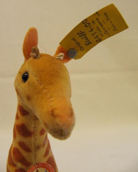 Steiff giraffe aus den 50er 60er jahren schariwari shop for Mobel aus den 60er jahren